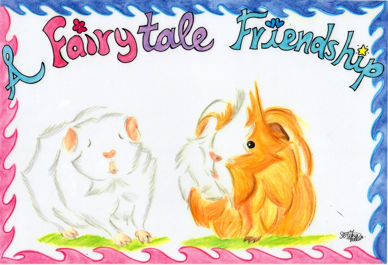A Fairytale Friendship