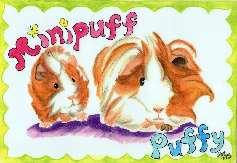 Minipuff and Puffy