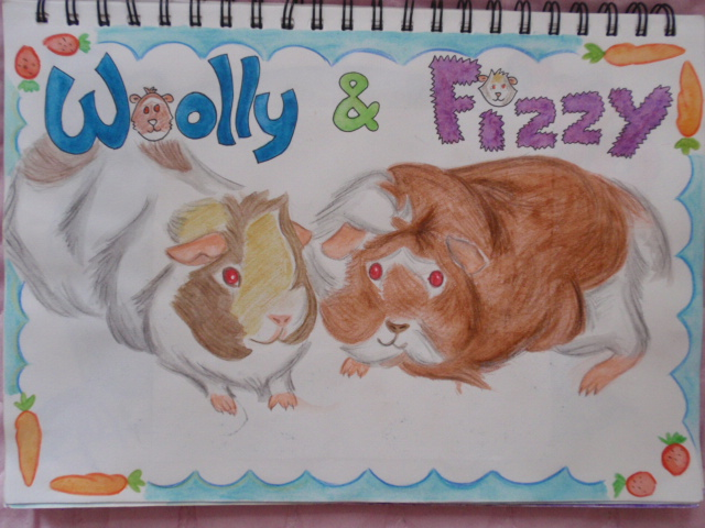 Woolly and Fizzy